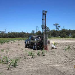 small drilling rigs